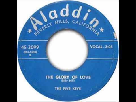 THE GLORY OF LOVE-THE FIVE KEYS