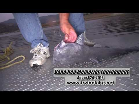 Dana Rea Memorial Info - Irvine Lake Action Video !!
