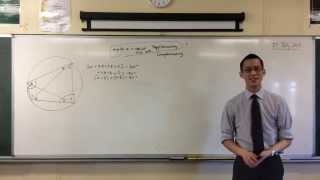 Cyclic Quadrilateral Properties