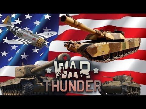 ЛУЧШАЯ НАЦИЯ в War Thunder или почему США ИМБА?