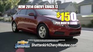Shottenkirk Chevrolet Summer Sales Drive