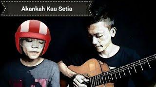 D'cozt | AKANKAH KAU SETIA | Lagu paling sedih 2018 | Cover Aden Kurniawan feat Dafit