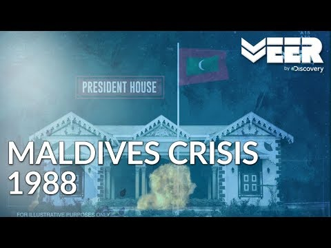 Operation Cactus | How India Averted Maldives Crisis in 1988 | Battle Ops | Veer by Discovery