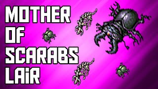[Tibia Where to Hunt – MS/ED 60+] Mother of Scarabs Lair (500k/hr @ 60!)
