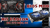 HOW TO FLASH RX580 RX570 BIOS TO RX480 RX470 GUIDE PART 1