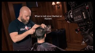 What to Tell your Barber or Hairstylist for your Haircut - TheSalonGuy