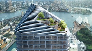 Quay Quarter Tower: Sydney's Sustainable Skyscraper | The B1M