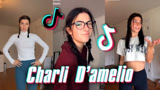 Charli D Amelio Old Tiktok Dances Compilation 2019 MP3