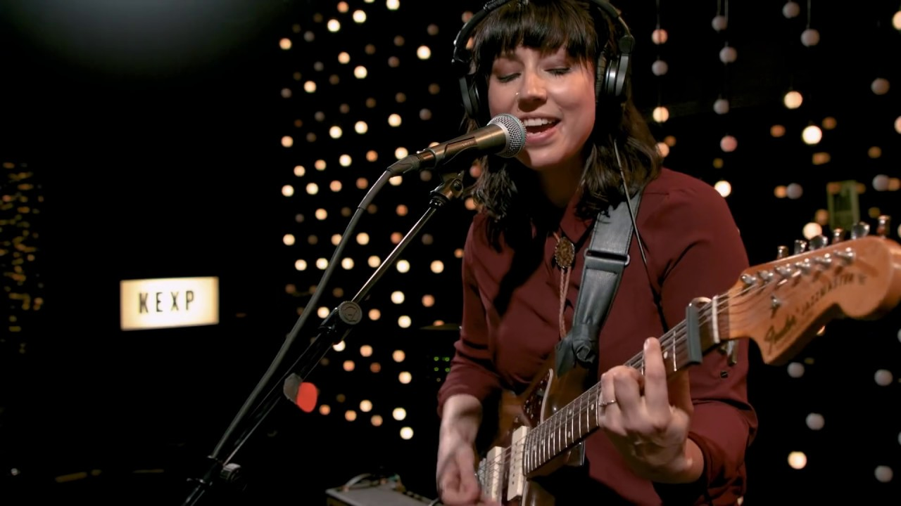 Jessica Dobson - I'm Not Running Away (Live on KEXP)