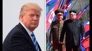 Северная Корея отказалась от ракетного удара.
