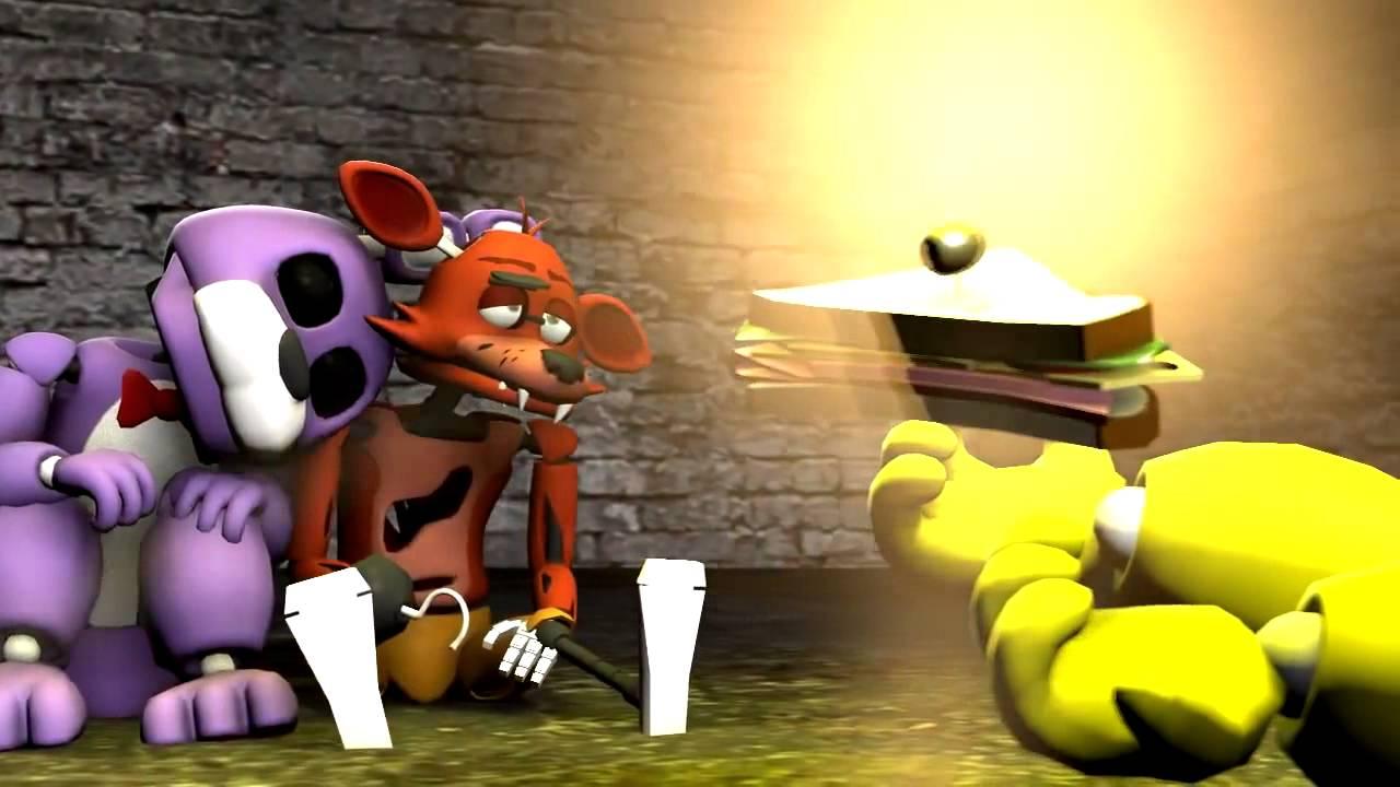[SFM FNAF] Foxy React to Fnaf World - YouTube