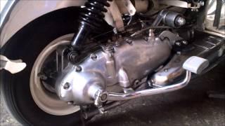 First Start TV 175 Ser.2 Upgrade to 225 cc - 5 Gears - Lambretta Vietnam Club