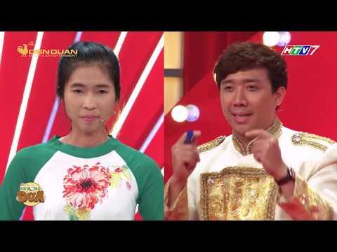 Trấn Thành không ngờ cô gái Đà Đa Đa lại thắng 250 triệu Thách thức danh hài