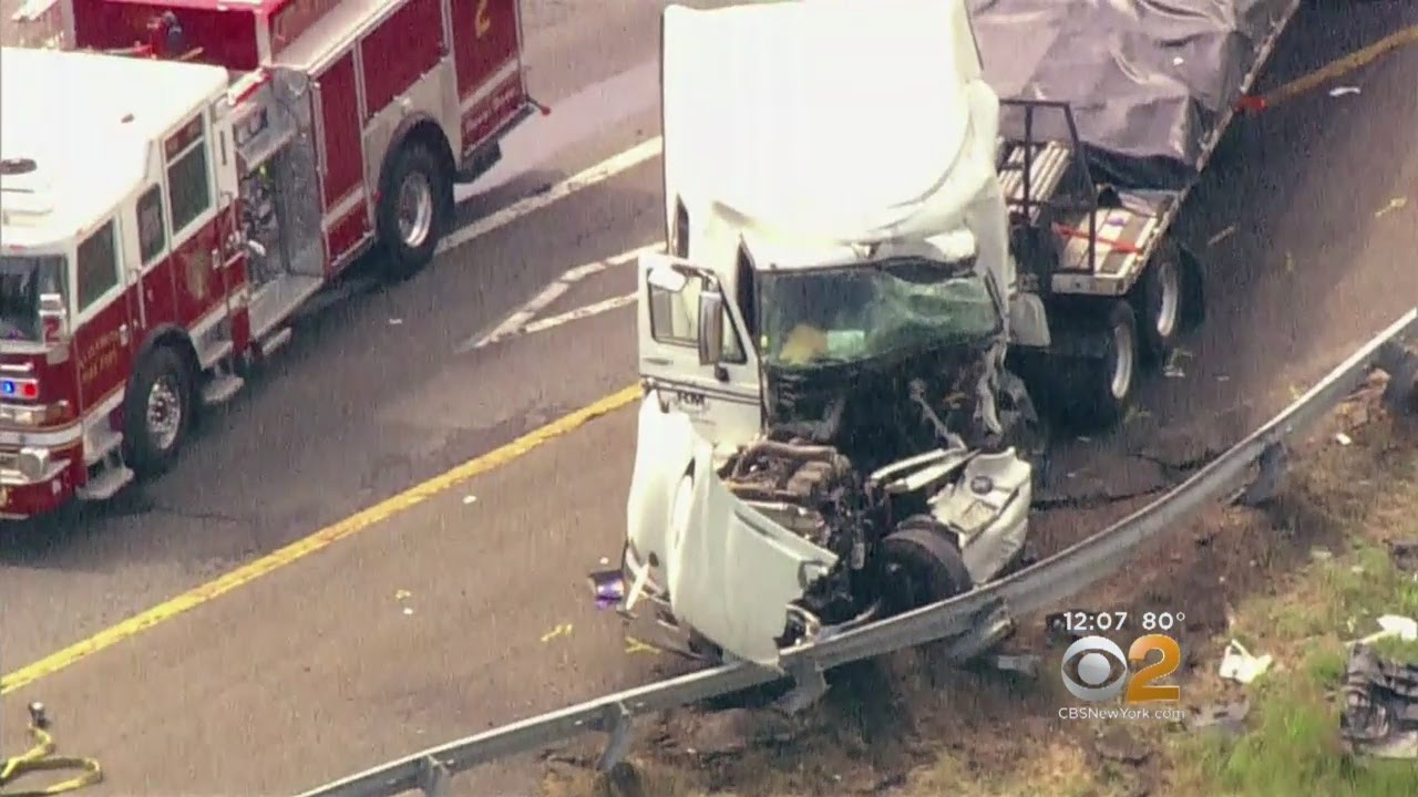 Deadly Crash Snarls NJ Turnpike Traffic