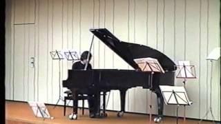 Chopin: Walzer cis-moll op.69 Nr.2, Jeremias Mameghani, Piano (1996)