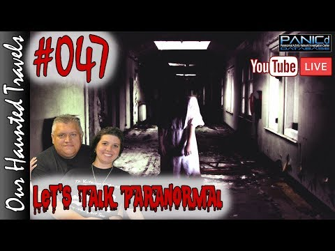Top 10 Paranormal Myths (Live)   LTP #047 by: PANICd Paranormal History