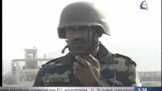 """""""En Pakistán prueban misil tierra/aire con éxito 27/12/2010"""" EfektoTV Noticias presenta:"""