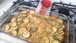 Ww - Zucchini Casserole 3 Pts