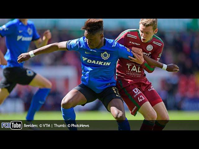 2016-2017 - Jupiler Pro League - PlayOff 1 - 03. Zulte Waregem - Club Brugge 2-2