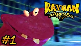Rayman Arena Let