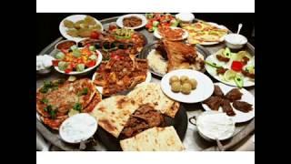 Lebanese cuisine, desserts and drinks