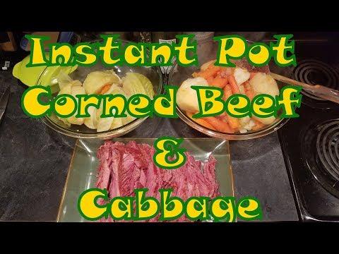 how to make beef brisket instant pot