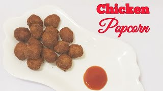 KFC style chicken popcorn