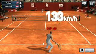 Ultimate Tennis Arena Match #1