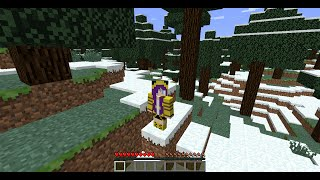 Minecraft Survival Episode 1- A Brand New World