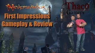 Neverwinter | First Impressions | Is It Worth Playing | Gameplay & Review 2019