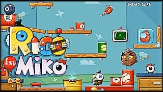 Rico and Miko - Game Walkthrough (full)