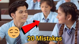 Mistakes In Gal Karke Song - Asees Kaur - Anushka Sen - Siddharth Nigam - Songs Sins