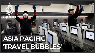 Asia's 'travel bubbles' could change travelling post-pandemic