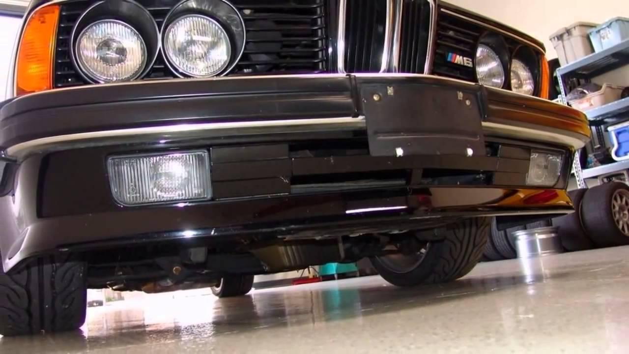 1991 Bmw M3 Evo  1988 M5 And 1988 M6
