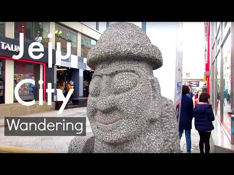 Jeju City Wandering - Jeju Island Korea