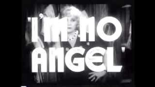 I'm No Angel Trailer (1933) -- Trailer