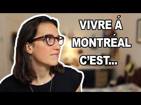 VIVRE À MONTRÉAL C