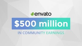 To celebrate our community of creators earning over $500 million do...