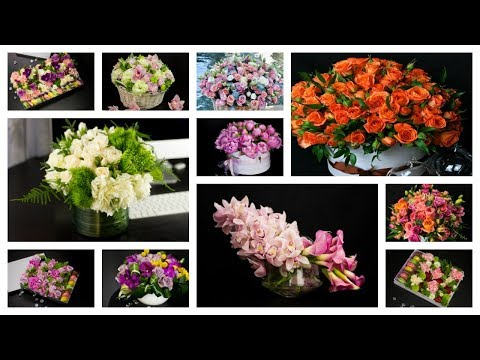 HOW TO: Beautiful DIY Flower Arrangements Ideas From Flower Delivery Miami Florist In Flora Flowers