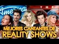 MEJORES CANTANTES DE REALITY SHOW - AMERICAN IDOL - X FACTOR - ONE DIRECTION | IT'S MUSIC SERCH