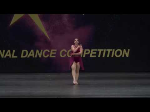 Bella's contemporary solo, HEAVENS NOT TOO FAR, sung by We Three - Heaven's Not Too Far