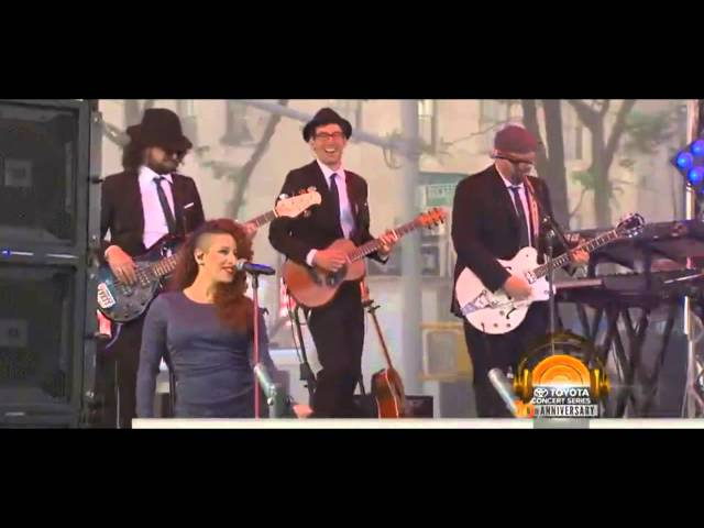 Meghan Trainor • 04 • Like I'm Gonna Lose You - LIVE TODAY SHOW 2015
