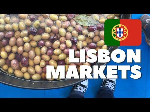 Lisbon Markets
