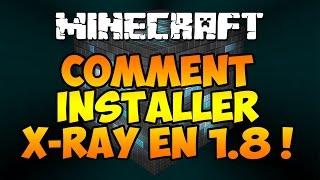 comment mettre xray sur minecraft