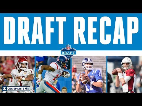 Who WON the NFL Draft? | Full 2019 NFL Draft Recap | CBS Sports HQ