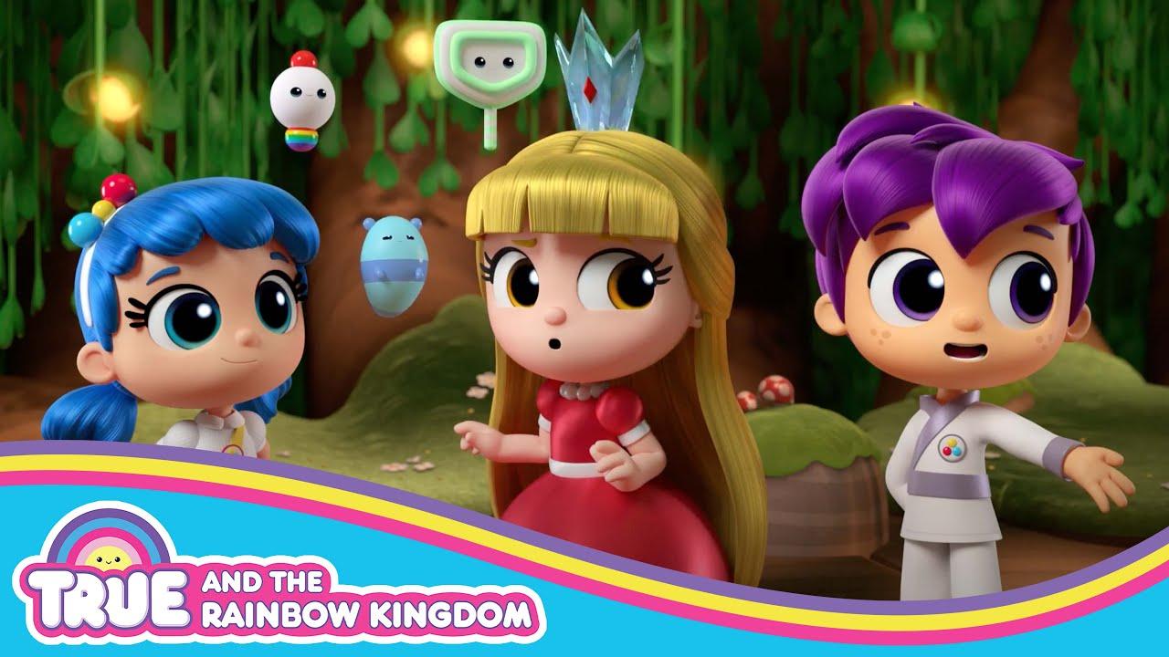 Princess Grizelda's Visits the Wishing Tree 🌈  True and the Rainbow Kingdom Season 1 🌈