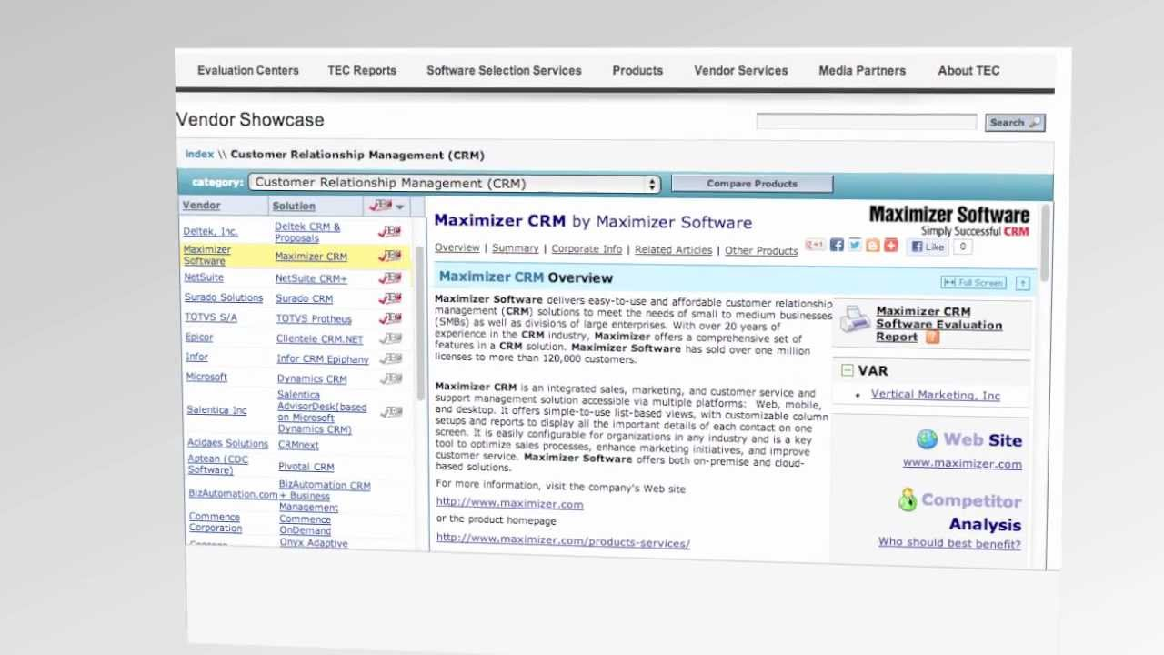 Customer Relationship Management Crm Rfp Rfi Template