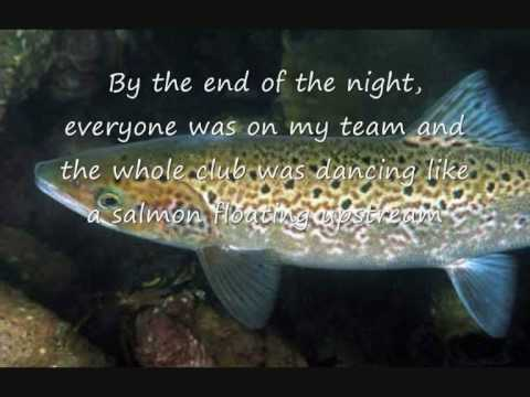 Chemical Brothers-Salmon Dance (Sammy The Salmon) Lyrics Included