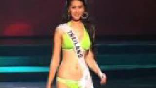 Thailand - Miss Universe 2008 Presentation - Swimsuit