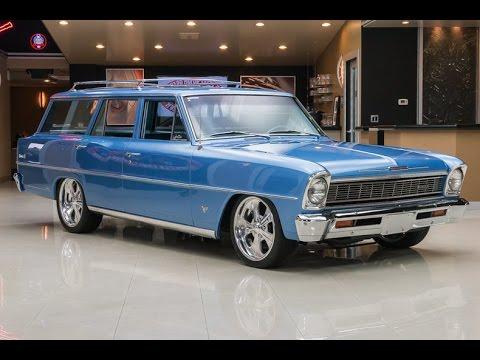 1966 Nova Wagon >> 1966 Chevrolet Nova Wagon For Sale Youtube
